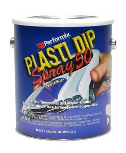 PLASTI DIP SPRAY 50 GALLONS SPUITKLAAR