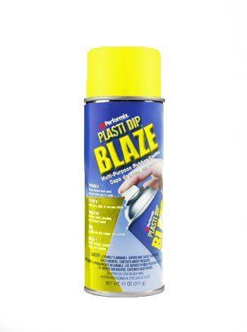 Plasti Dip Spray Blaze Yellow