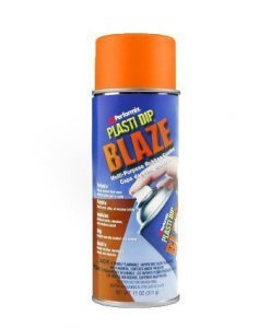 Plasti Dip Aerosol Orange Fluo