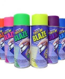 PLASTI DIP SPRAYS BLAZE / FLUO