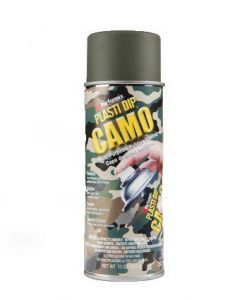 Plasti Dip Spray Camo Green