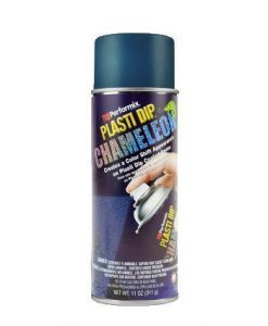 Plasti Dip Spray Green Blue Chameleon