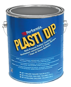 Plasti Dip Gallon Gunmetal Gray