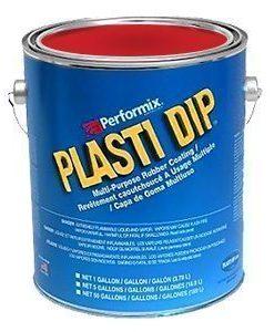 Plasti Dip Rouge Mat en bidon