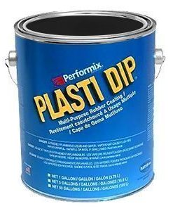 Plasti Dip Noir Mat en Bidon