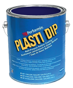 Plasti Dip Gallon Mat Black Blue