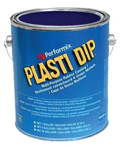 Plasti Dip Black Blue en bidon