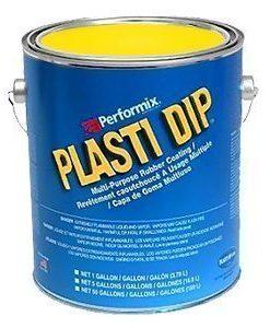 Plasti Dip Gallon Mat Geel