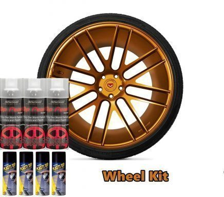Dip Pearl Wheel Kit Burnt Copper